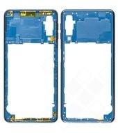 Rear Frame für A750F Samsung Galaxy A7 (2018) - blue