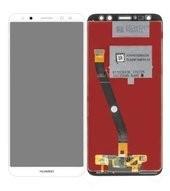 LCD + Touch für RNE-L01, RNE-L2 Huawei Mate 10 Lite - white