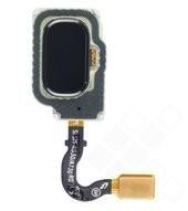 Fingerprint Sensor für A530F,A530F/DS, A730F,A730F/DS Samsung Galaxy A8 (2018), A8+ (2018) - black