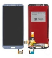 LCD + Touch + Frame für XT1926 Motorola Moto G6 Plus - nimbus