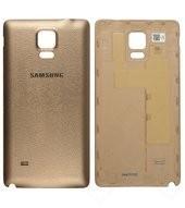 Battery Cover für N910F Samsung Galaxy Note 4 - gold