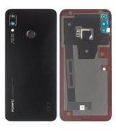 Battery Cover für INE-LX1 Huawei P Smart + - black