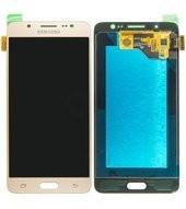 LCD + Touch für J510F Samsung Galaxy J5 (2016) - gold