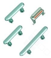 Side Keys für A2221 Apple iPhone 11 - green