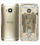 Battery Cover für HTC One M9 - gold