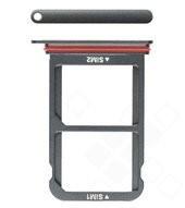 SIM Tray für CLT-L29 Huawei P20 Pro - black