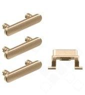 Side Keys für Apple iPhone 7 - gold