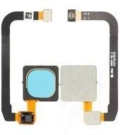 Fingerprint Sensor + Flex für Xiaomi Mi Max 3 - blue