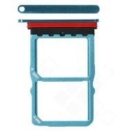 SIM Tray für ELE-L29, ELE-L09 Huawei P30 - aurora blue