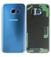 Battery Cover für G935F Samsung Galaxy S7 Edge - blue