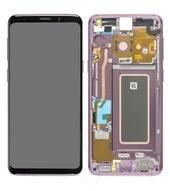 LCD + Touch für G960F, G960FD Samsung Galaxy S9, S9 Duos - lilac purple