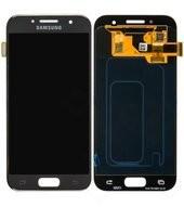 Display (LCD + Touch) für A320F Samsung Galaxy A3 2017 - black