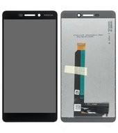 Display (LCD + Touch) für Nokia 6.1 - black