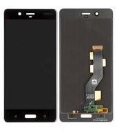 Display (LCD + Touch) für TA-1012, TA-1004 Nokia 8, 8 DUAL - black