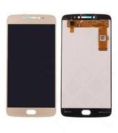 LCD + Touch für Motorola Moto E4 Plus - fine gold