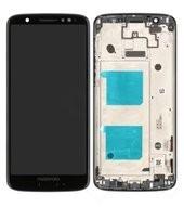 Display (LCD + Touch) + Frame für XT1925 Motorola Moto G6 - deep indigo