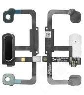 Fingerprint Sensor + Flex für Huawei Mate 9 Pro - black
