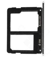 SIM / SD Tray für A510F, A310F Samsung Galaxy A5, A3 (2016) - black