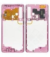 Rear Cover für A920F Samsung Galaxy A9 (2018) - bubbelgum pink