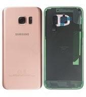 Battery Cover für G930F Samsung Galaxy S7 - pink