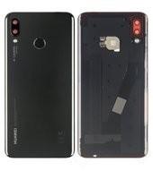 Battery Cover für (PAR-LX1, PAR-LX9) Huawei Nova 3 - black