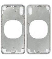 Main Frame für Apple iPhone X - silver