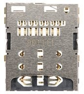 SIM Card Reader für I4113, I3113 Sony Xperia 10