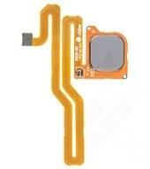 Fingerprint Sensor + Flex für Huawei Honor 6A - blue