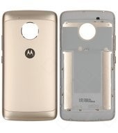 Battery Cover für XT1675, XT1676 Lenovo / Motorola Moto G5 - fine gold