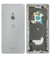 Battery Cover für H8216, H8276, H8266, H8296 Sony Xperia XZ2, XZ2 Dual - liquid silver