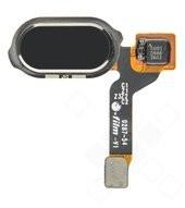 Home Button + Flex für (A3003) OnePlus 3 - graphite