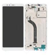 LCD + Touch + Frame für Xiaomi Redmi 5 - white