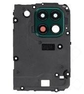 Mainboard Frame + Camera Lens + Bezel für JNY-L21A Huawei P40 Lite - crush green