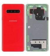 Battery Cover für G975F Samsung Galaxy S10+ - cardinal red
