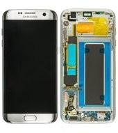 LCD + Touch für G935F Samsung Galaxy S7 Edge - silver