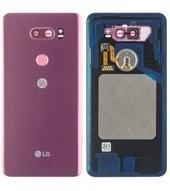 Battery Cover für H930 LG V30 - rasperry rose