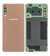 Battery Cover für A750F Samsung Galaxy A7 (2018) - gold