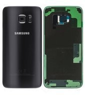 Battery Cover für G935F Samsung Galaxy S7 Edge - black