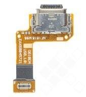 Charging Port + Flex für (LMQ610) LG Q7+