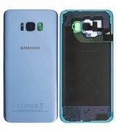 Battery Cover für G955F Samsung Galaxy S8+ - coral blue