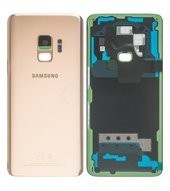 Battery Cover für G960F Samsung Galaxy S9 - sunrise gold
