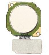 Fingerprint Button für Huawei / Honor - platinum gold