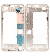 LCD Frame für M700N LG Q6 - terra gold