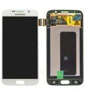 Display (LCD + Touch) für G920F Samsung Galaxy S6 - white