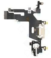 Charging Port + Flex für A2221 Apple iPhone 11 - white